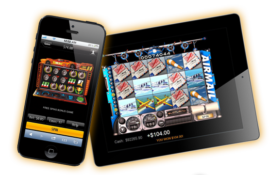 Play Iphone New Mobile Slots Games UK